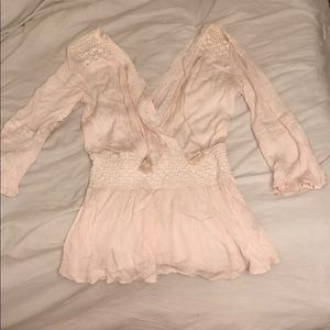 Pink Surf Gypsy dress that was never worn
